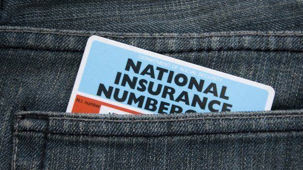 Se poate recupera si National Insurance?